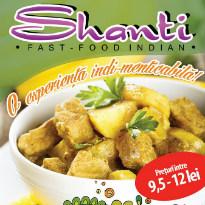 Shanti Fast Food Indian